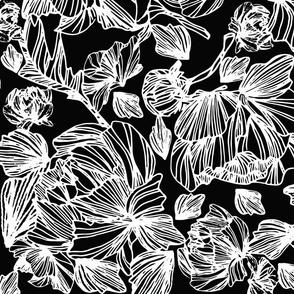 Black Fleurs 2