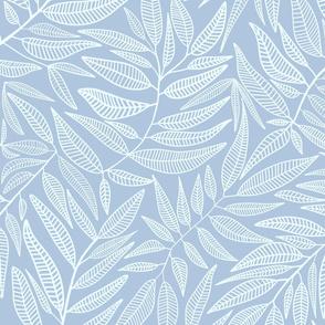 Soothing leaves / flowing botanicals