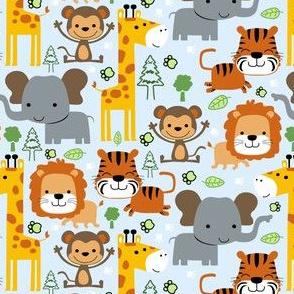 Zoo Animal Friends