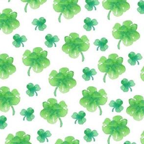 Saint Patrick's Day Lucky Clover 0197