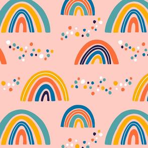 Funny rainbows