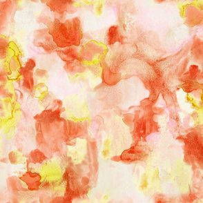 coral watercolor: small: 2020 update