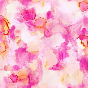 pink watercolor: small: 2020 update