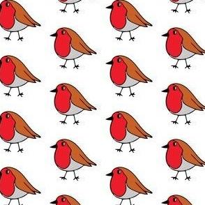 Festive robins :)