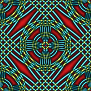 Looping Basket Weave 1
