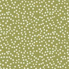 Wildflower Field M+M Lentil by Friztin