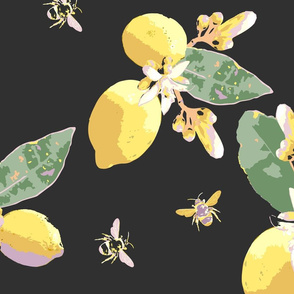 Lemons & Bees