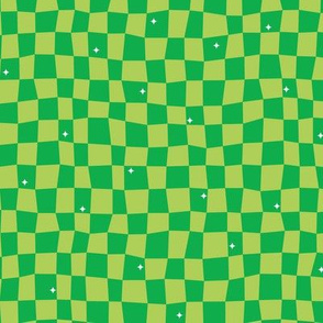 Groovy Grid-Green (Jolly)