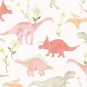 Dinos and Daisies
