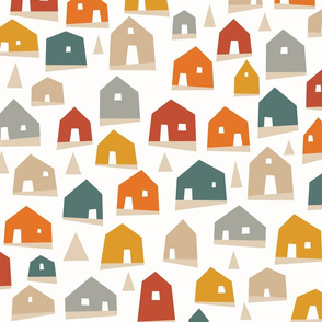 Cute Little Houses