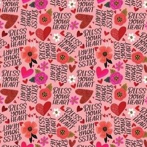 Pretty Sweary Teenies- Bless Your Heart
