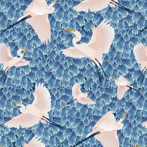 Herons Of Petulu-Large