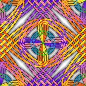 Rainbow Interlace 2