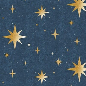 Quiet Art Deco Starbursts