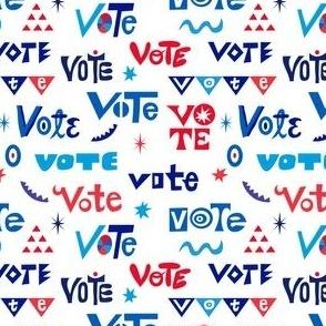 vote now smaller