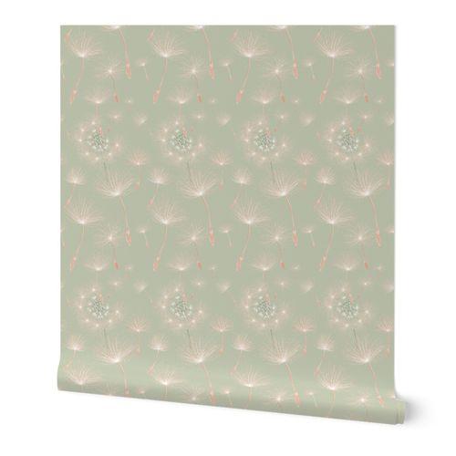 Dandelion Wallpaper me