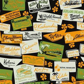 Hawaiian Shirt Labels 1b