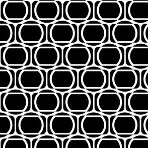 Zeke's Pattern - B&W