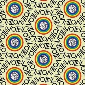 VOTE! for fucks sake