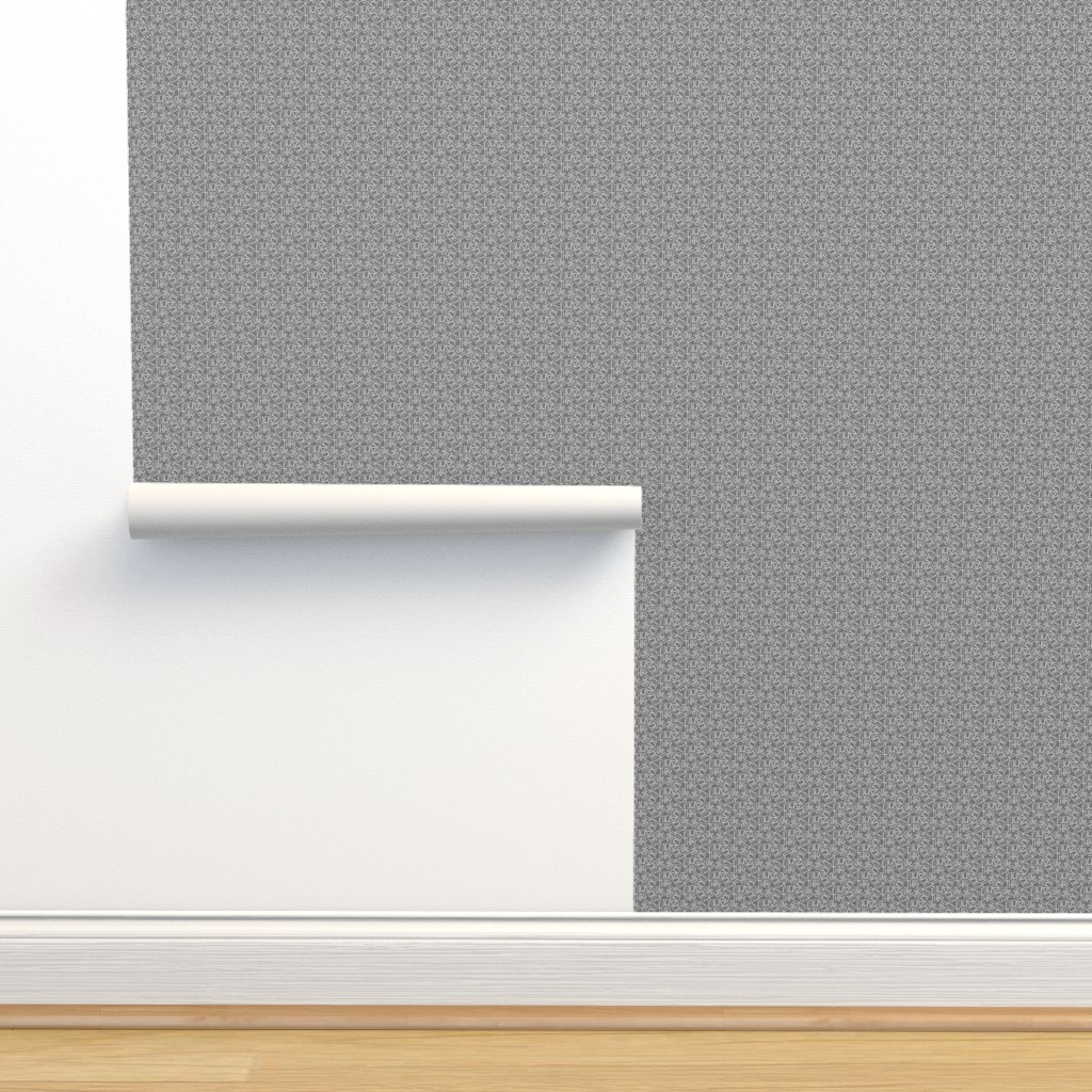 Isobar Durable Wallpaper featuring Fuck This - grey by secretbean