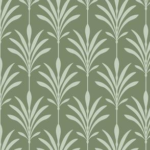 Zen Deco, Tight - Mint, Moss - Medium