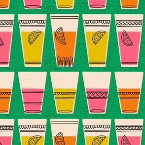 Drinking Glasses ~ Option 1