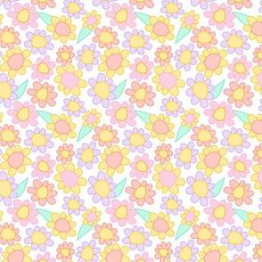 Nicola Unicorn Flowers
