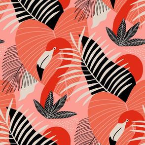 Flamingo flow