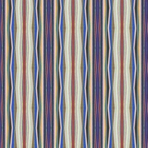 Work Colors Pinch Stripe