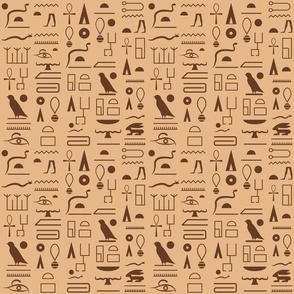 Egyptian Hieroglyphs Vibes
