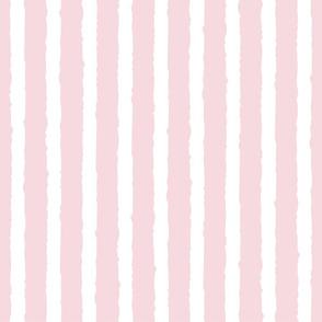 Grungy Stripe - Pink