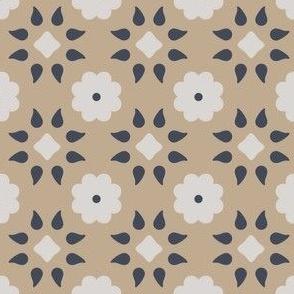 Desert Floral Geometric