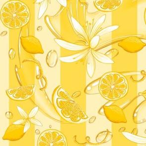 Lemon Blossom Juice