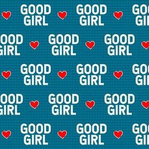 Good Girl Americana Blue