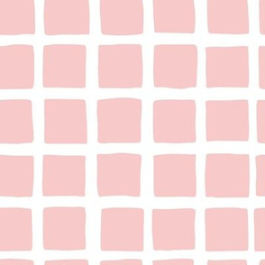 Modern Blocks Light Pink
