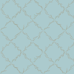 Branch lattice on Malibu - medium