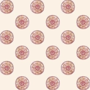 Doodle Circles Mini