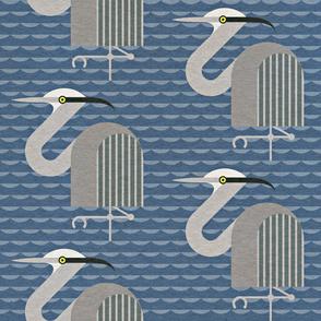 Herons Large