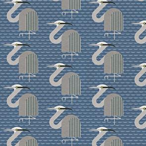 Heron Pattern Medium