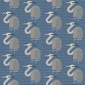 Heron Pattern Small