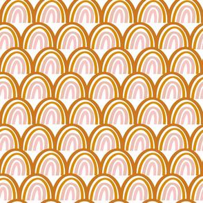 Rainbow Piles - Gold