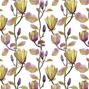 Magnolia Vines Lavender