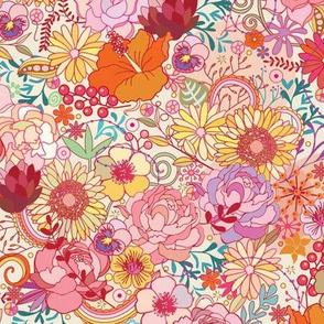 Midsummer festival flowers | small