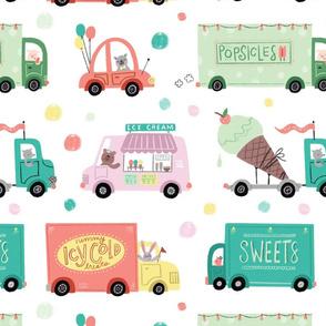 Popsicle Trucks