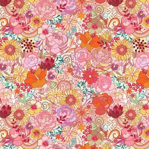 Midsummer festival flowers | mini