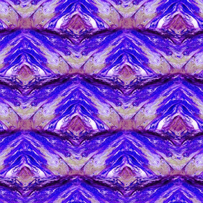 Abstract Water FBK BluePurple