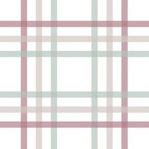 Candy Stripes - Loose Plaid