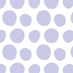 Polka Dots Lilac Baby
