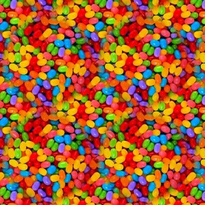 Color Boosted jellybeans