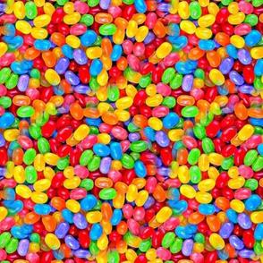 Melting jellybeans
